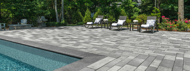 Stunning and durable patio pavers in Macomb, MI