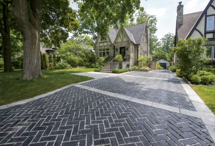 Create a Luxurious Driveway in Macomb, MI, With These 3 Brick Pavers
