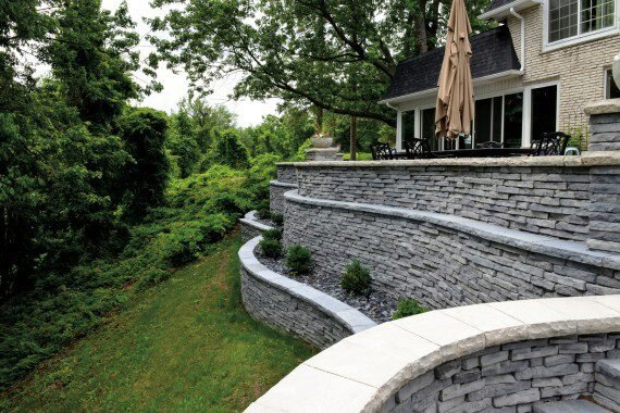 5 Landscape Design Ideas To Improve Your Sloped Backyard In