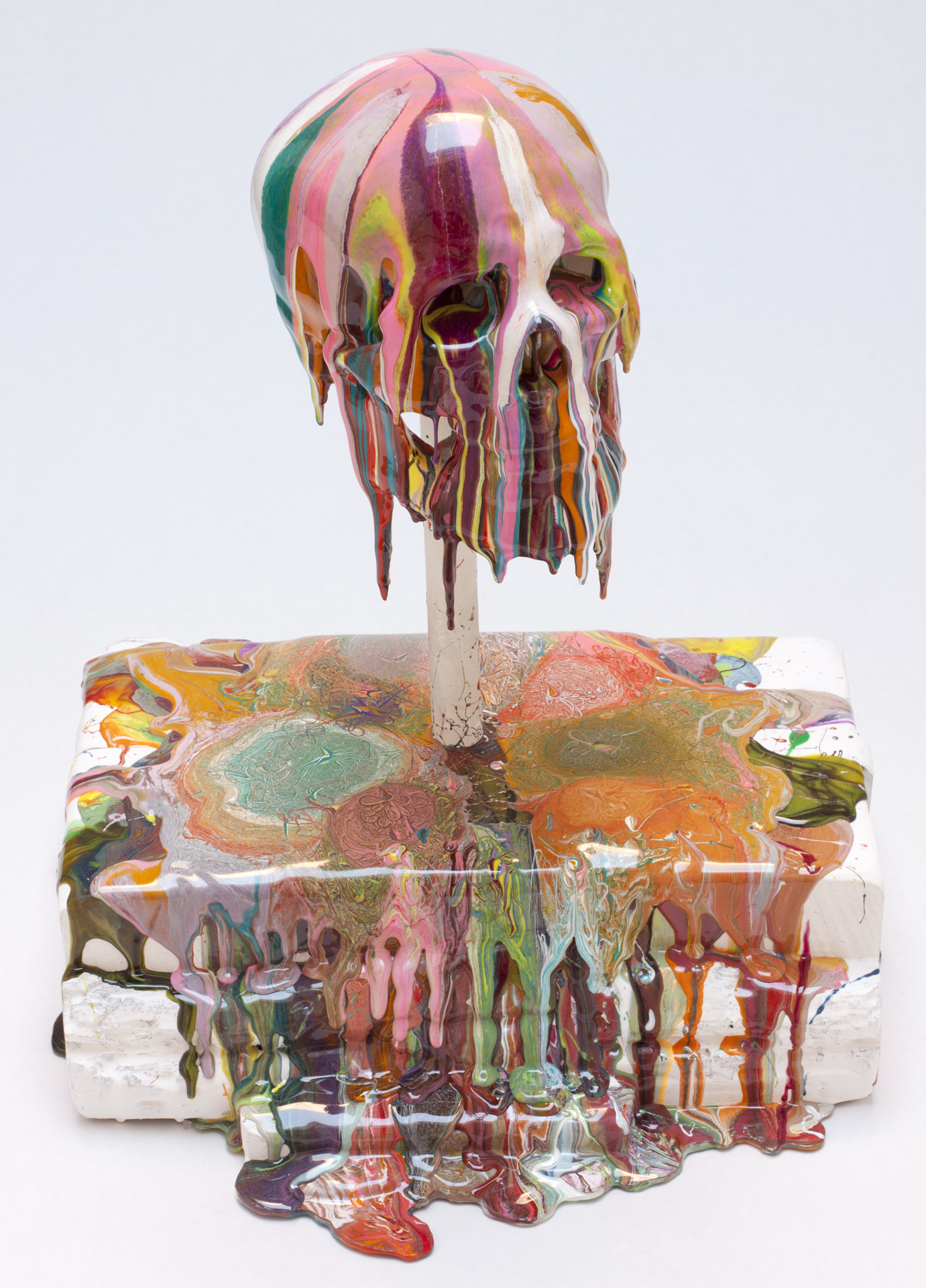 Skull4(Goldenage), 2011