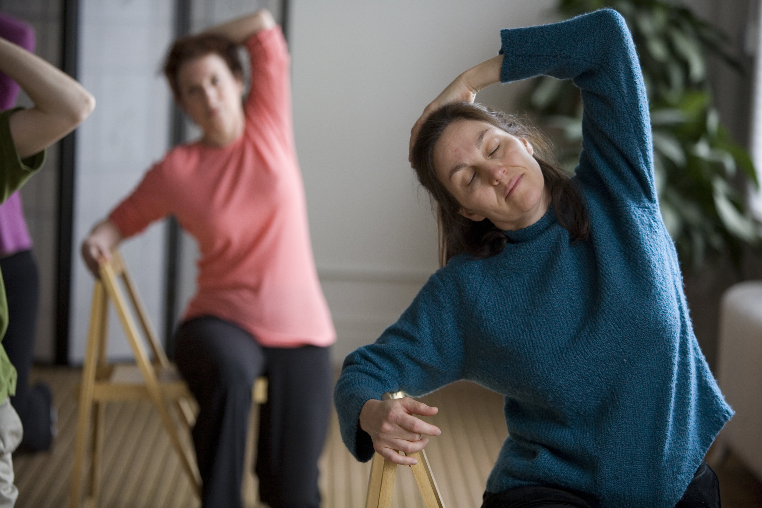 Improve How You Move - The Feldenkrais Method is a mindful movement practice that can help you live with greater comfort and ease.