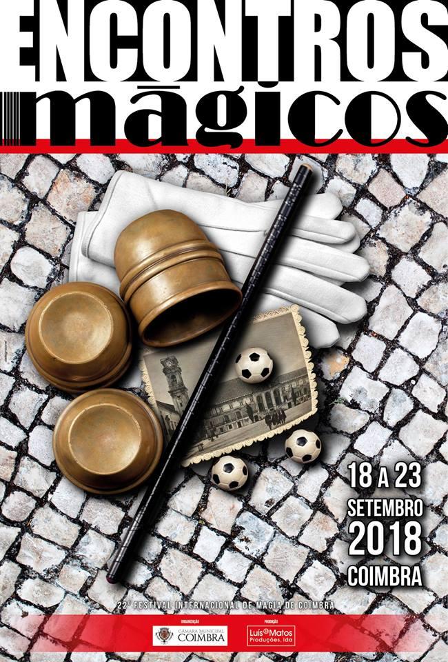 22º FESTIVAL INTERNACIONAL DE MAGIA DE COIMBRA