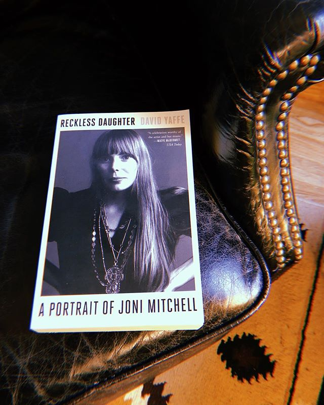 Was gifted this for Christmas and I highly recommend for all you Joni lovers