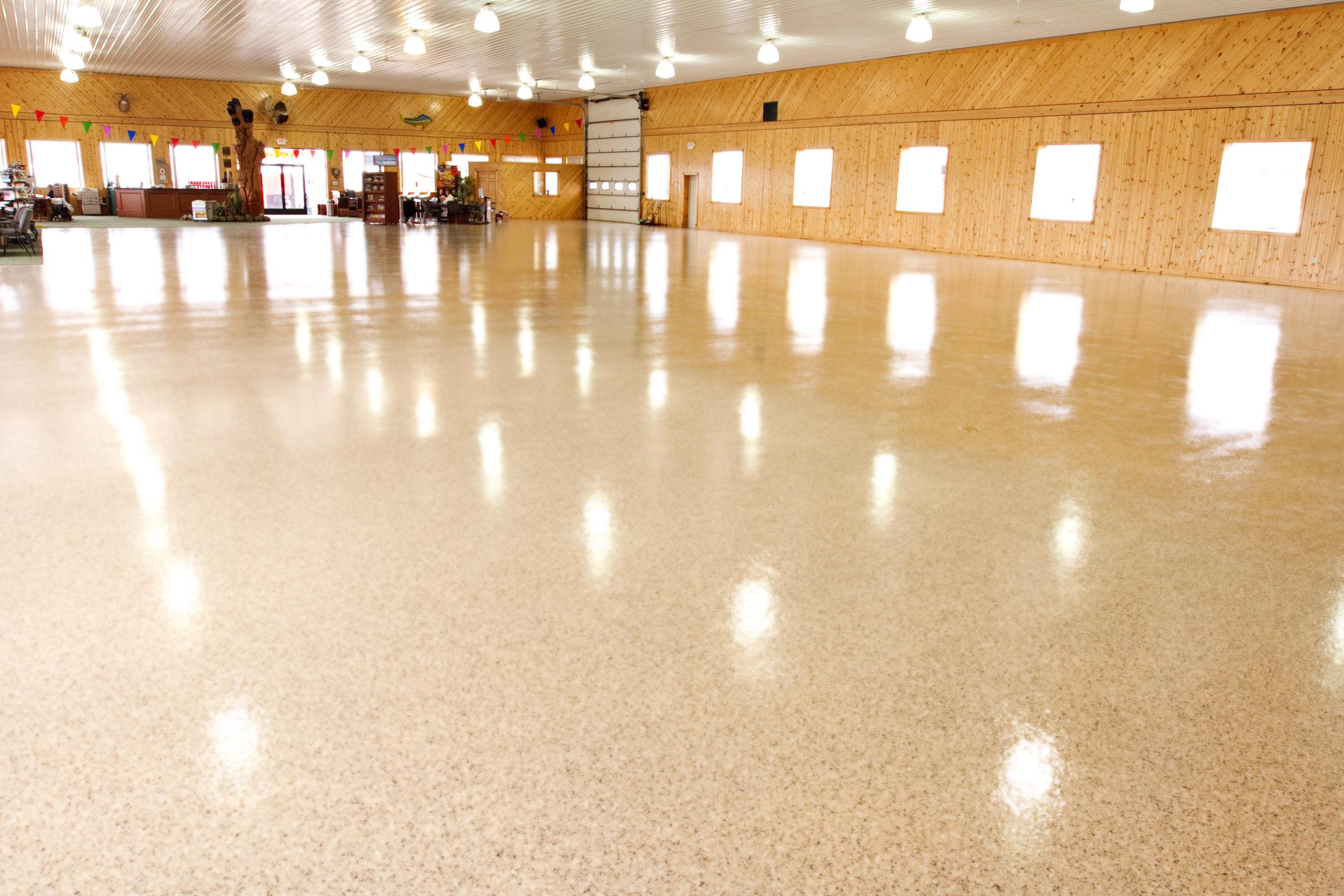 Commercial Flooring -