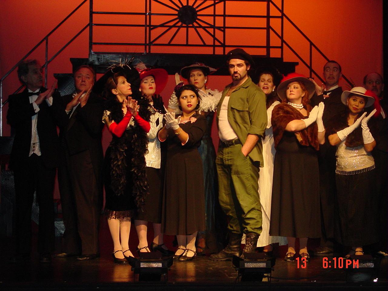 Evita , 2006, Center Stage @Jewish Community Center, Louisville