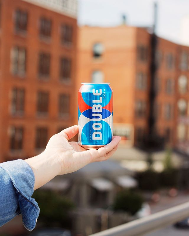 The temperature is heating up and so is our love for DOUBLE COLA! Don't forget to visit the link in our bio to apply to become a brand ambassador for your area!