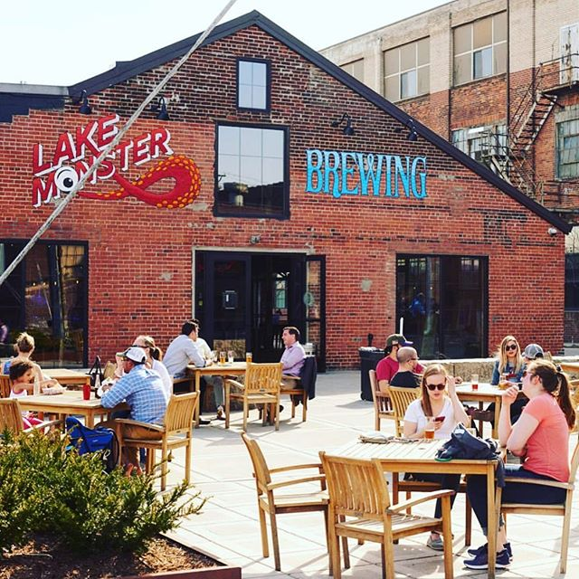 Patio season + BOGO beers at Lake Monster when using Savour Deals 😃 🍻