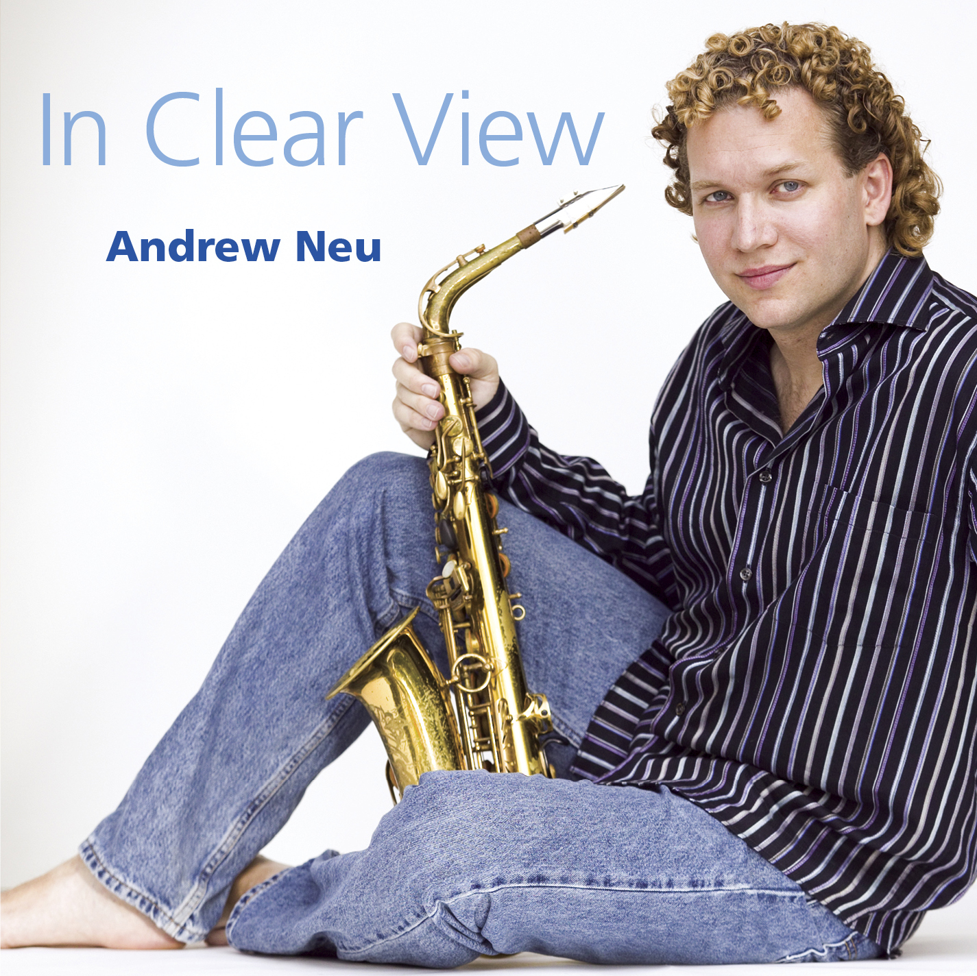 Andrew's second CD,  IN CLEAR VIEW , began production in Philadelphia in 2004 with producer, Tom Petroski. A fortunate introduction to bassist/producer, Brian Bromberg, resulted in his contribution of 4 tunes with LA musicians. Fusion masters, Jeff Lorber, Dave Weckl and Vinnie Coliauta along with the Bright and Tight Horns bring tremendous energy as well. The first single; Wine, became Andrew's first radio hit and helped to propel him towards an alliance with Bobby Caldwell. A true smooth jazz project, this album continues the use of live musicians in making this a classic record with a lot of deep tracks.