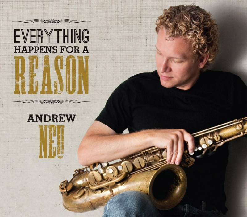 By blending a unique mix of jazz, R&B, classical and Latin music, saxophonist Andrew Neu delivers a fresh sound to the contemporary music scene. Whether he's in concert as a solo artist or a sideman, Neu's musicianship and engaging stage presence continue to get the attention of audiences and critics alike.Andrew's 4th CD is embellished by a horn section and a full orchestra, takes you on a journey around the world. Andrew co-wrote a song with Bobby Caldwell and arranged a unique take on the jazz classic, Take Five. Inspired by the soul jazz and Latin music of the 1960s, It's reminiscent of Quincy Jones and Sergio Mendes.