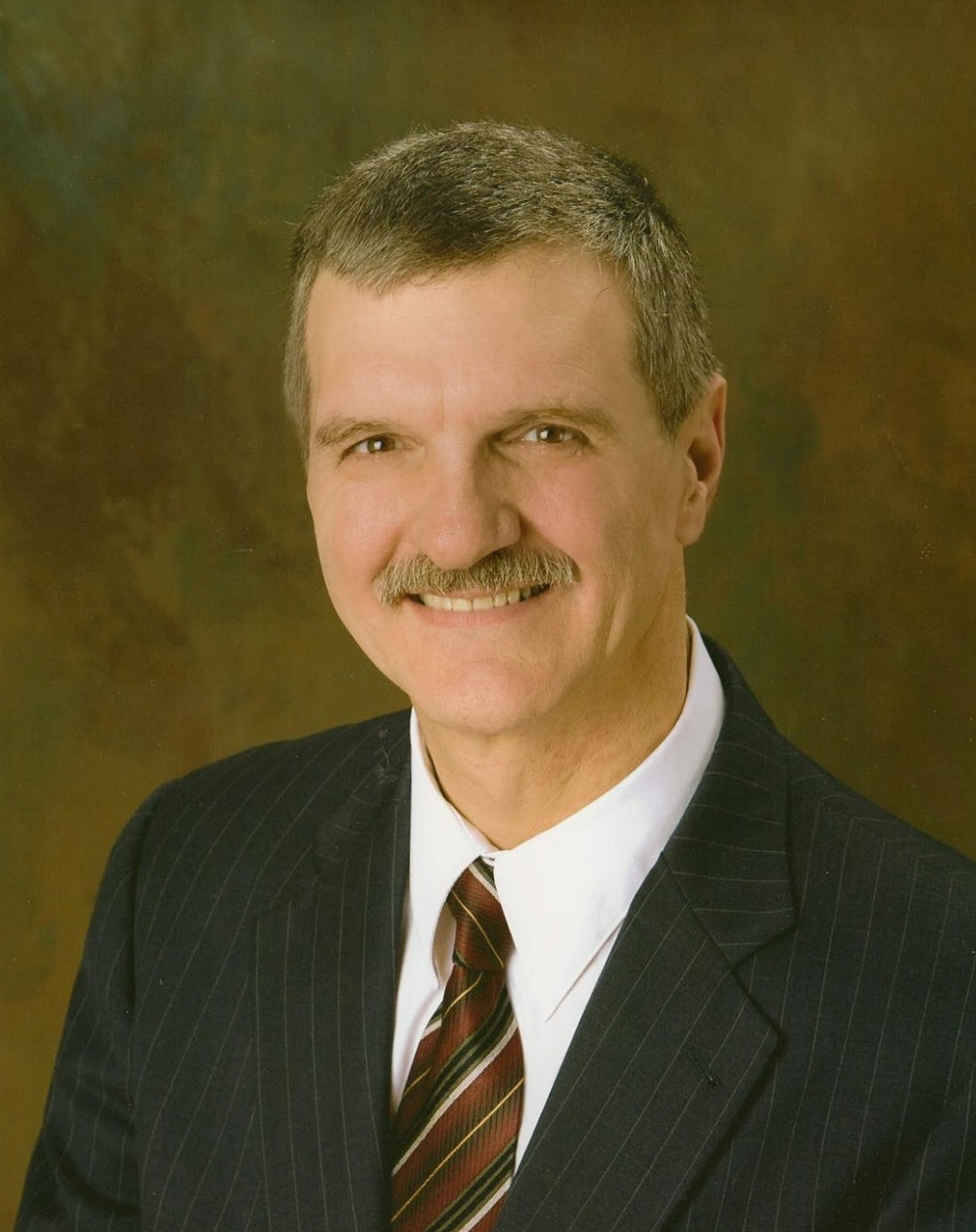 Commissioner Clare Duda has served in his position for 25 years.
