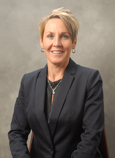 Lisa Utterback, Director of Family and Community Service Department