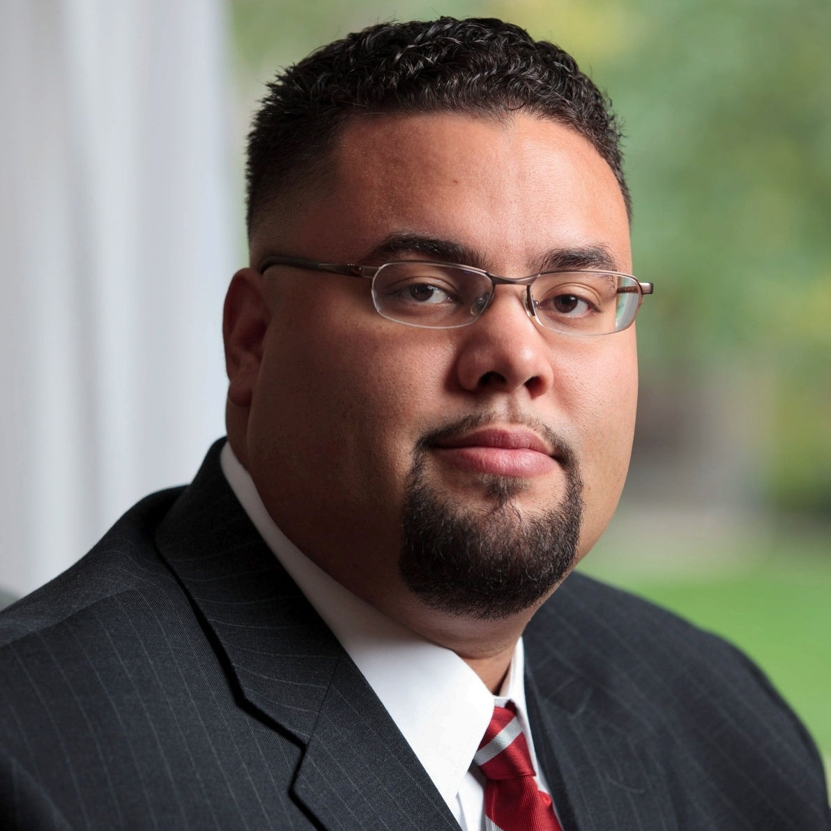 Sen. Justin Wayne, Northeastern Douglas County.