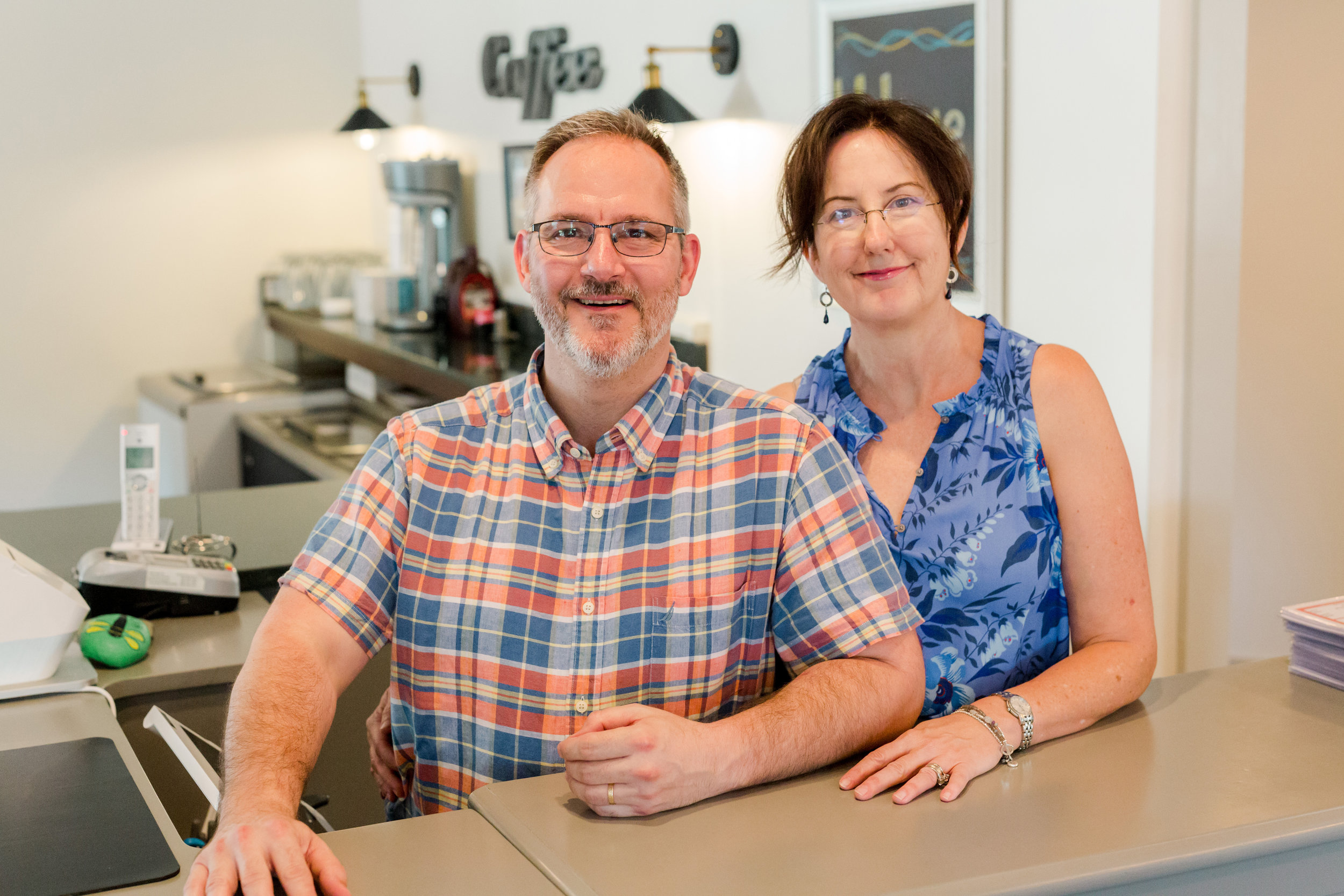 Ken & Jennifer Beachley -