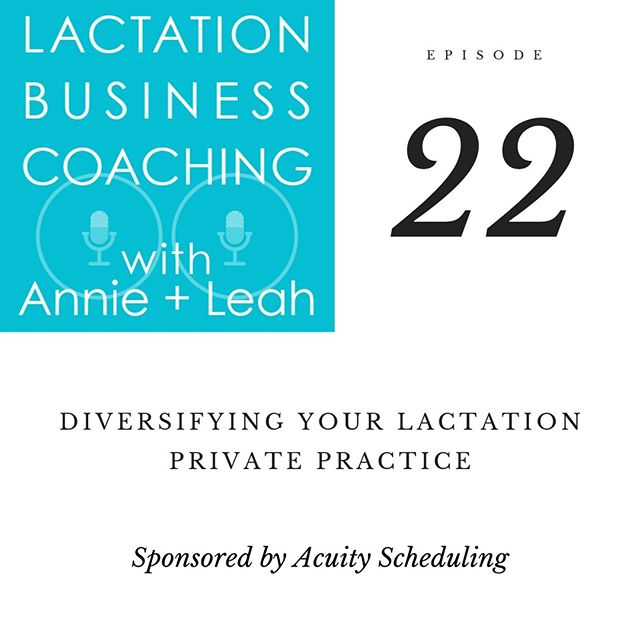 Ready to add more streams of income to your lactation practice? Diversify the channels, products, and services you are offering in your lactation private practice to make your business more robust in anticipation of leaner times ahead. Learn more in the latest podcast episode of #lactationbusinesscoaching wherever you enjoy podcasts or click the link in the bio⁣ .⁣ .⁣ .⁣ .⁣ .⁣ ⁣ #ibclclife #ibclc #privatepractice #lactationconsultant #lcinpp #aintnohobby #privatepracticeibclc #paperlessprivatepractice #paperlessprivatepractice #workflow #productivity #smallbusiness #entrepreneur
