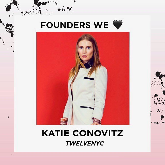 "NYC Marathon Sunday has us thinking about all the entrepreneurs out there who are powering through every grueling yet invigorating mile of their own marathon. Entrepreneurs have a grit and a determination like none other. Today we would like to shine our spotlight on one of the most ferocious founders we have ever encountered - Katie Conovitz, CEO of TwelveNYC, a company that uses next level luxury merchandise,  packaging, and tangible experiences to tell the story of a brand.  @katieconovitz has been running for 13 years and she would tell you that she ""is just getting started!"" @twelvenyc was recently honored by @crainsnewyork as one of the 50 Fastest Growing Businesses, and we couldn't be more proud of the  creative force that is Katie and her unbelievably talented team across the globe. They leave blood, sweat, rainbows and unicorns on the field everyday as they  amass a client list of every brand that brings you joy.  TwelveNYC is the home of innovative women who are empowered to be bold.  Congratulations on getting the kudos you deserve.  Katie, you are a role model for women everywhere.  You keep running and we'll keep cheering! #twelvenyc #thefempiregroup"