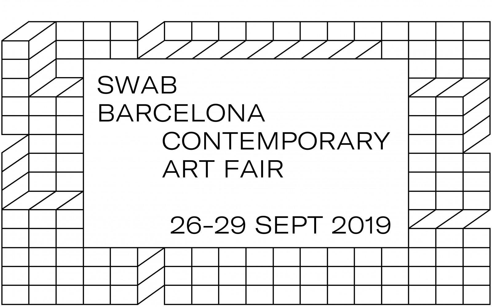 "SWAB BARCELONA 2019    ""Emerging Gallery"" Booth #27 September 26 – September 29, 2019"