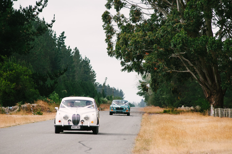Langdale Vineyard Wedding, wedding cars.