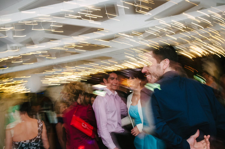 Trent's Estate Vineyard Wedding, guests dancing.