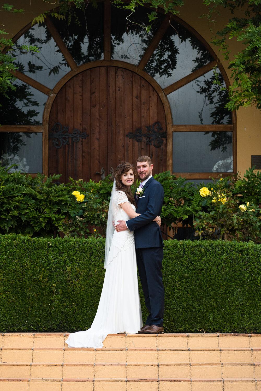 Elizabeth and Sam's wedding at French Farm Vineyard, Akaroa, New Zealand, on the 16 March 2019. © www.myweddingphotographer.co.nz