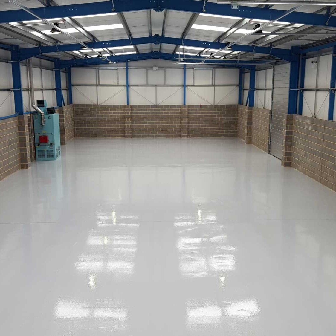 Reasons For Epoxy Painting A Garage Floor M B Painting Llp