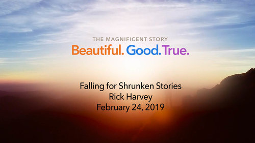 The Magnificent Story — Bethany First Church