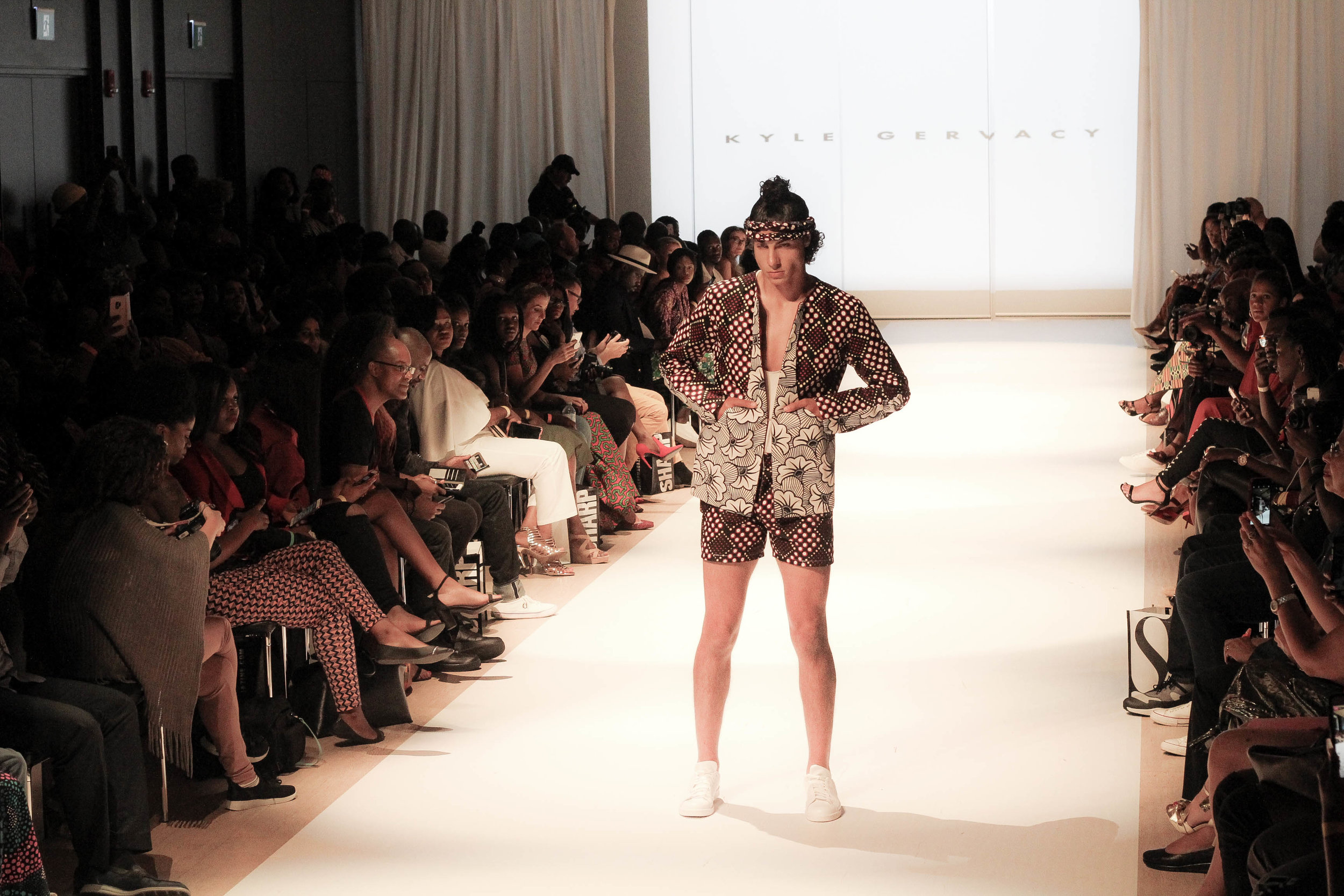 KYLE GERVACY COLLECTION | AFRICAN FASHION WEEK TORONTO 18 | Fred Anyona