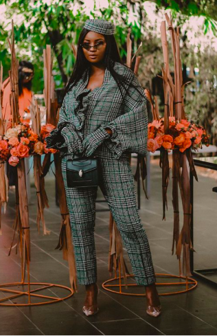 Silvia Njoki | Guide to wearing Women's suits | So You Like Fashion
