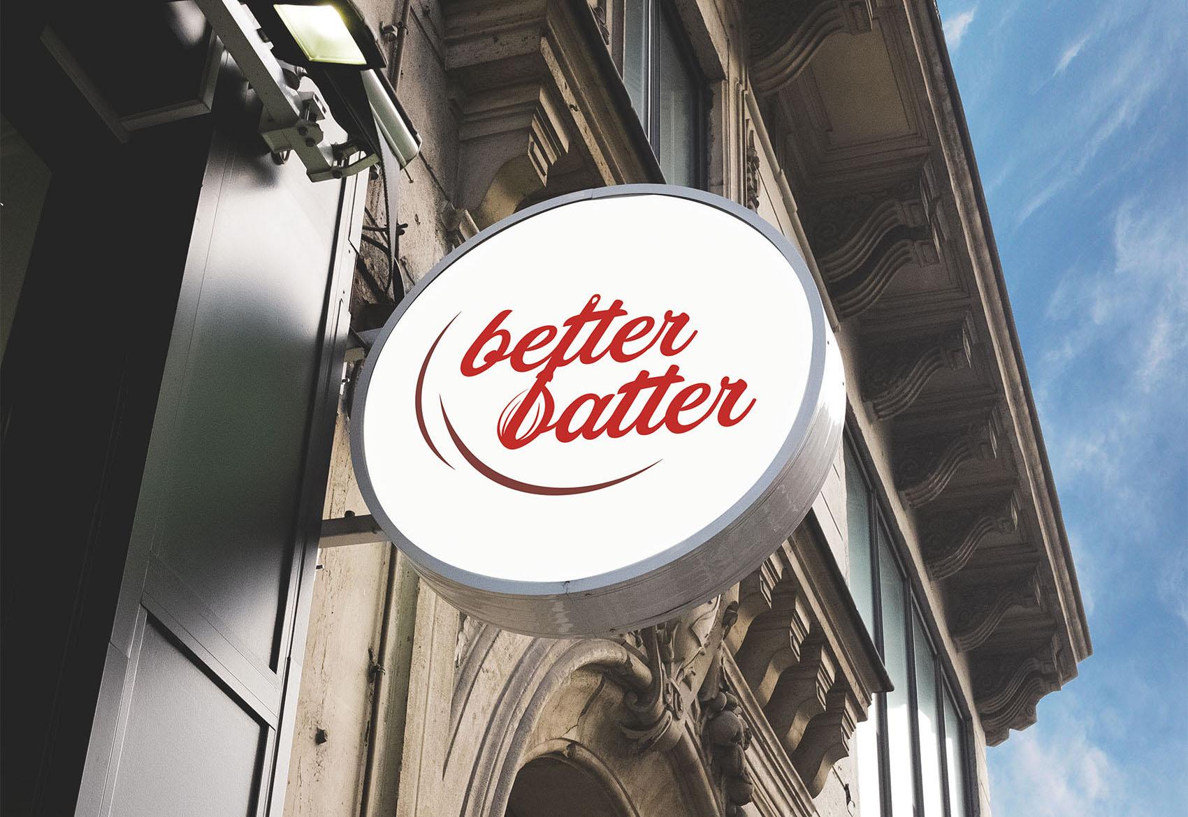 Better Batter Store Front