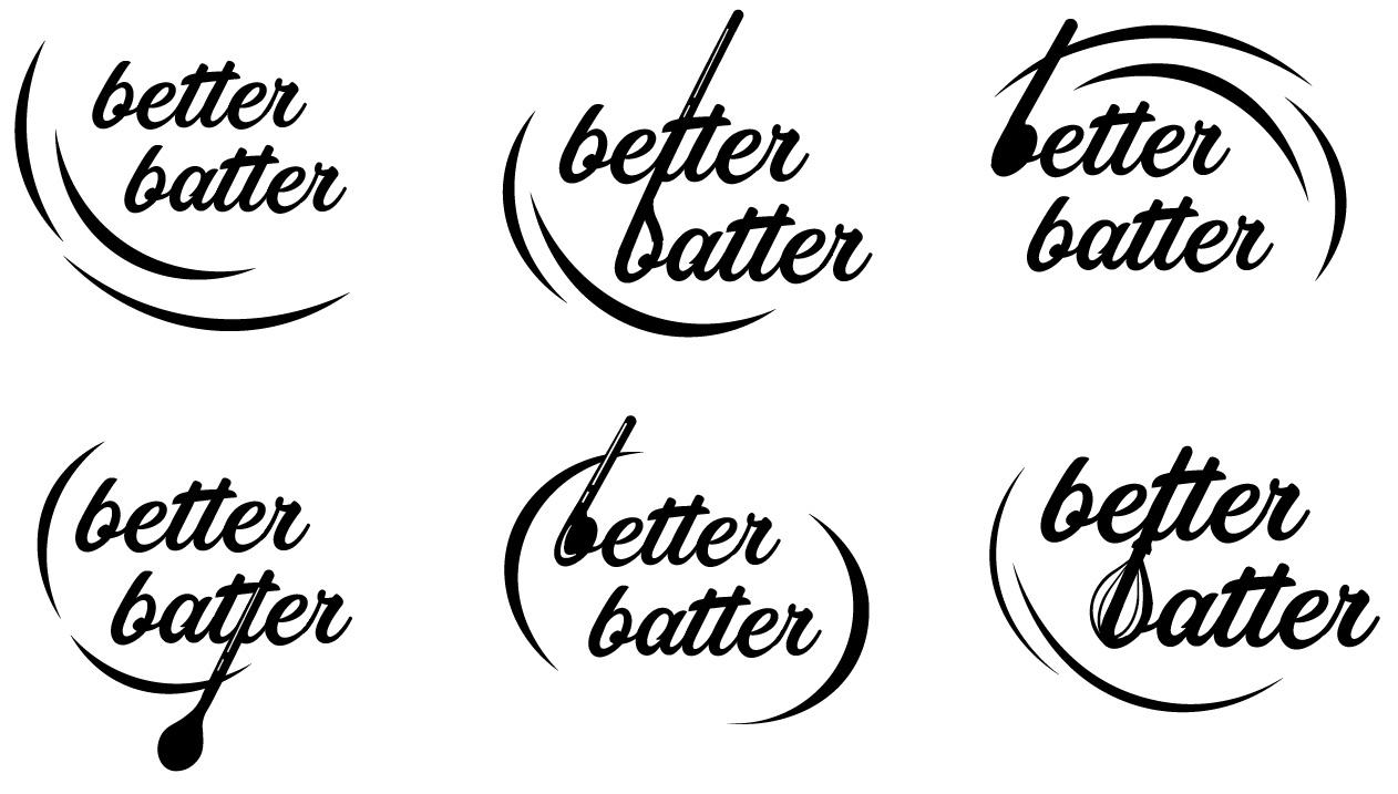 Logo digital iterations