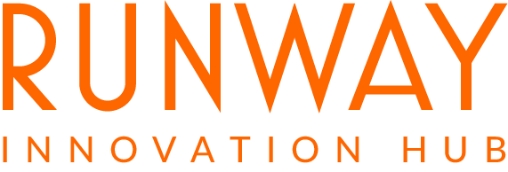 Runway Innovation Hub Logo (Orange).png