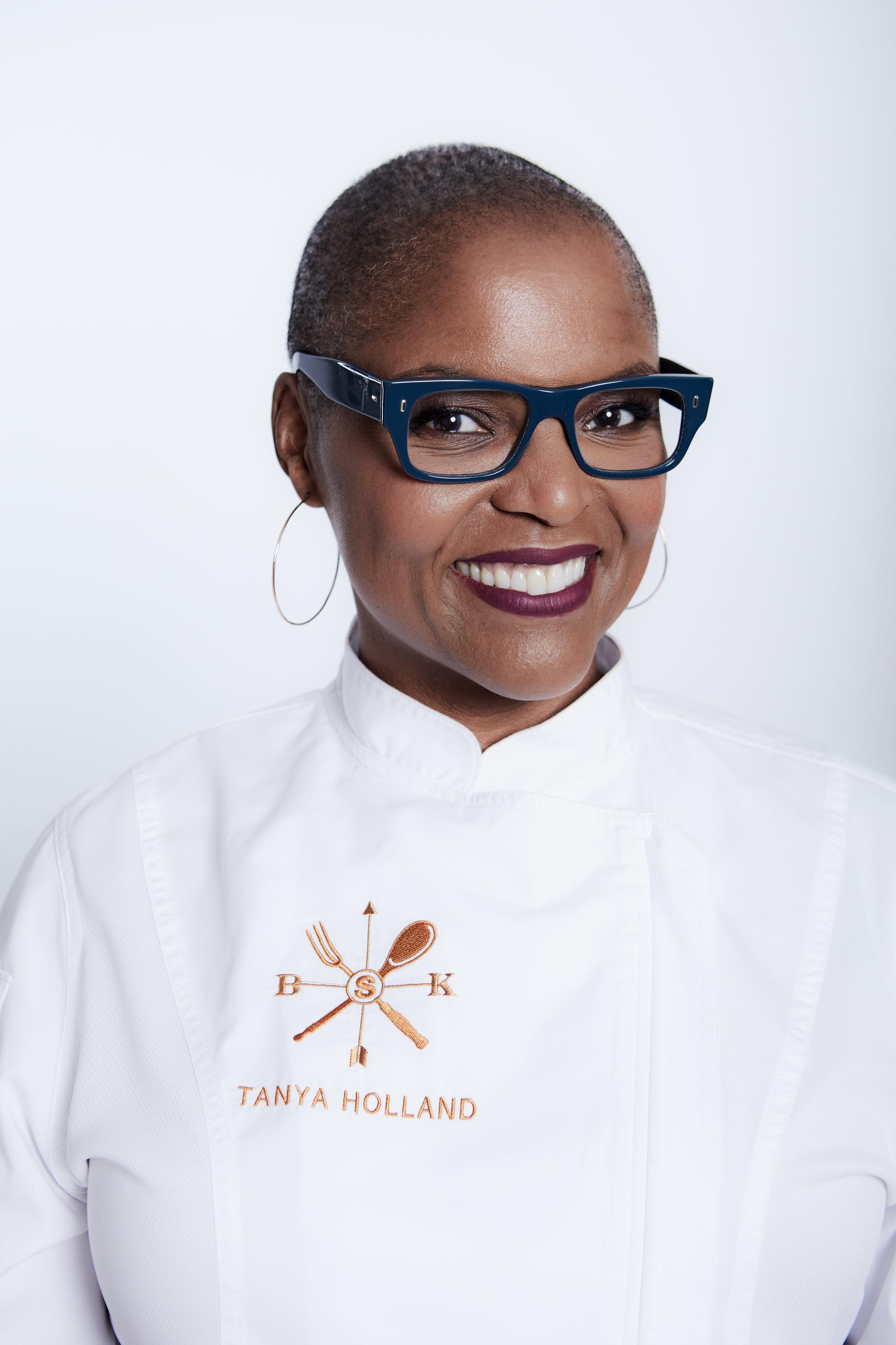 Tanya Holland of Brown Sugar Kitchen - Award-winning Author, Restauranteur, and Executive Chef