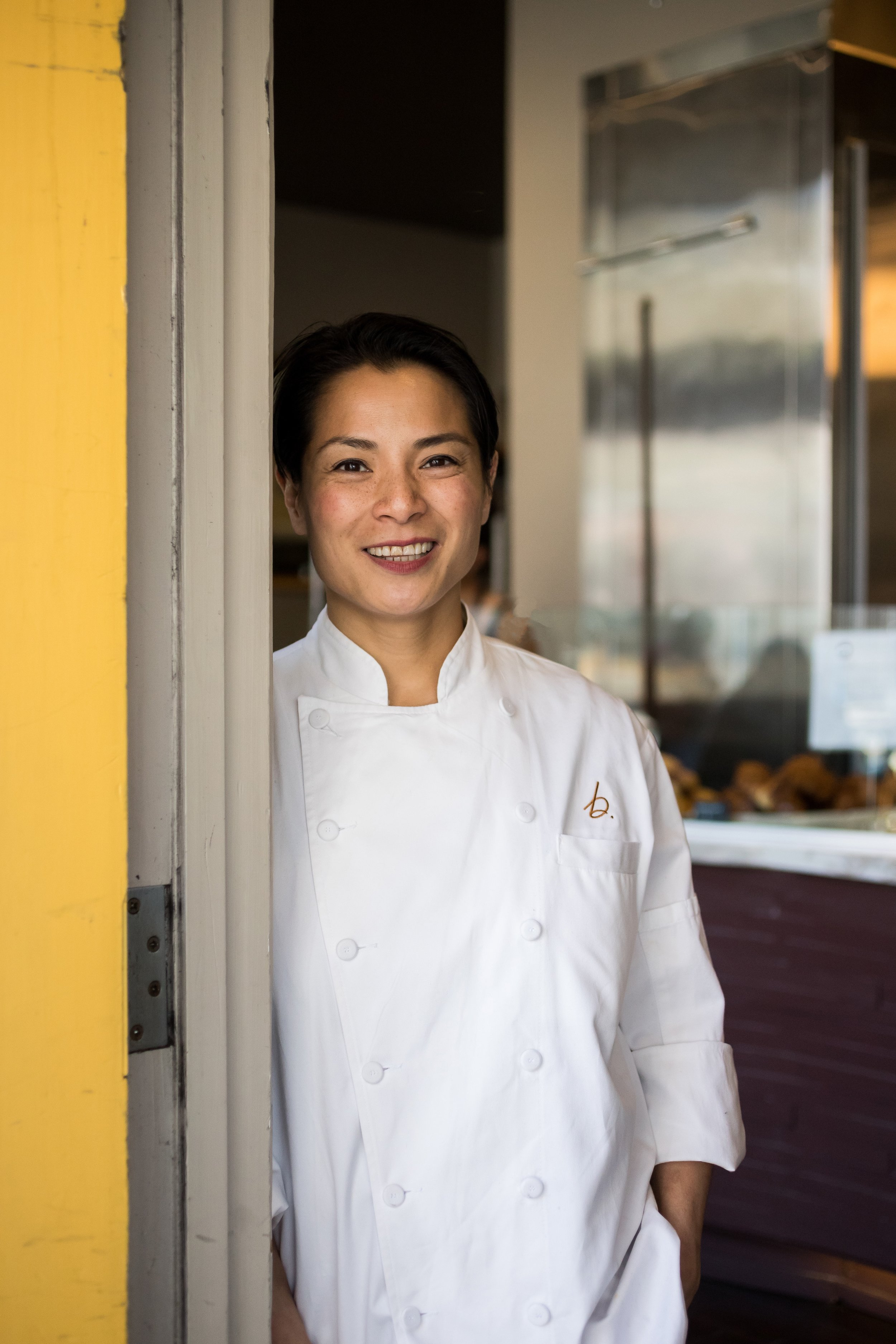 Belinda Leong ofB. Patisserie - Award-winning Pastry Chef and Owner
