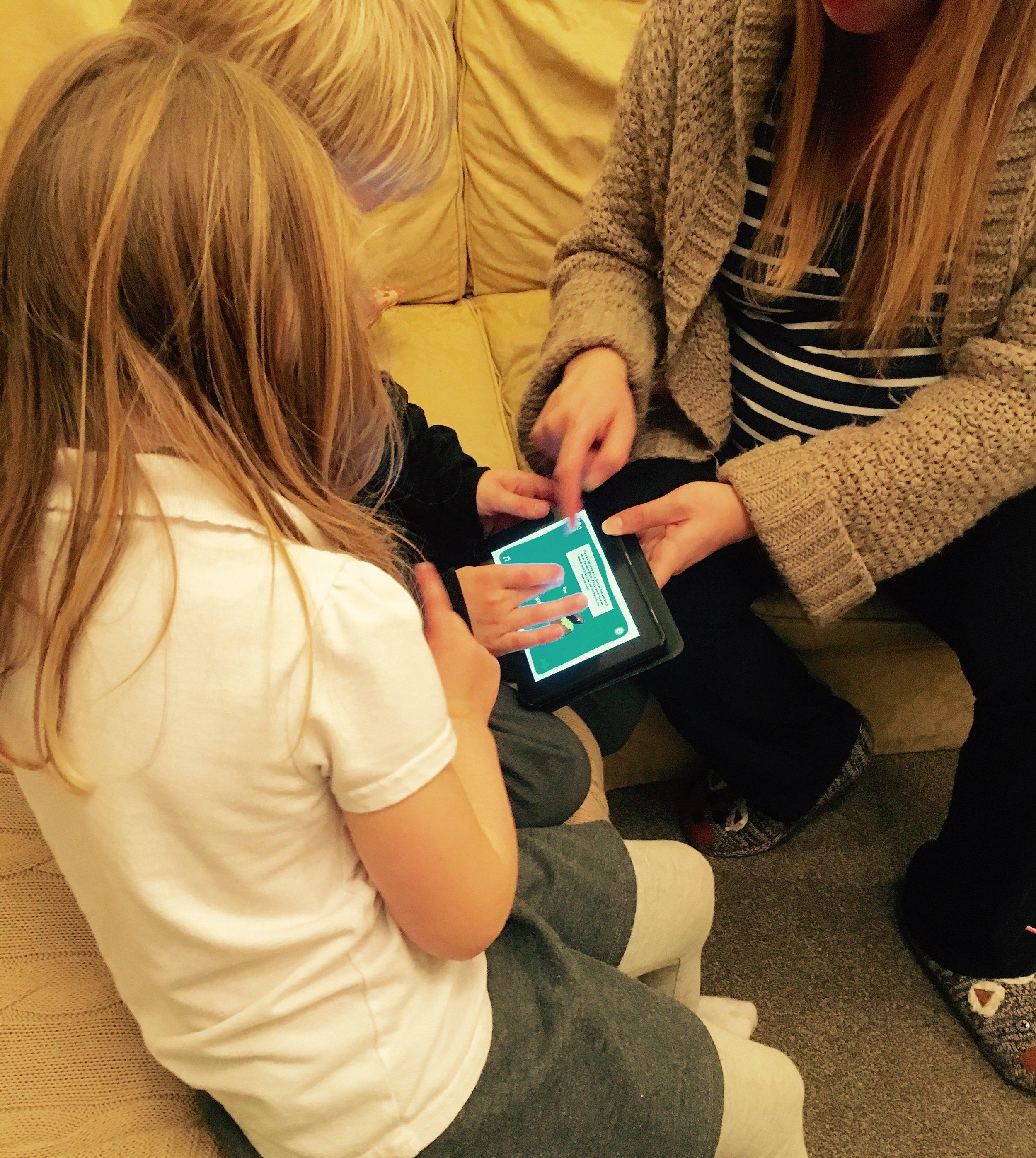 God for Kids App Review 1