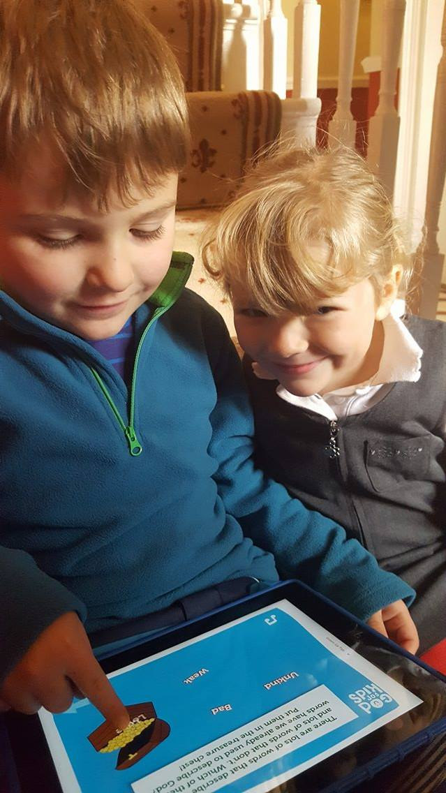 God for Kids app review 3