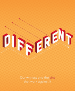 Sam Peilow highlights some quotes from David Martin's new book, Different:Our witness and the sins that work against it.
