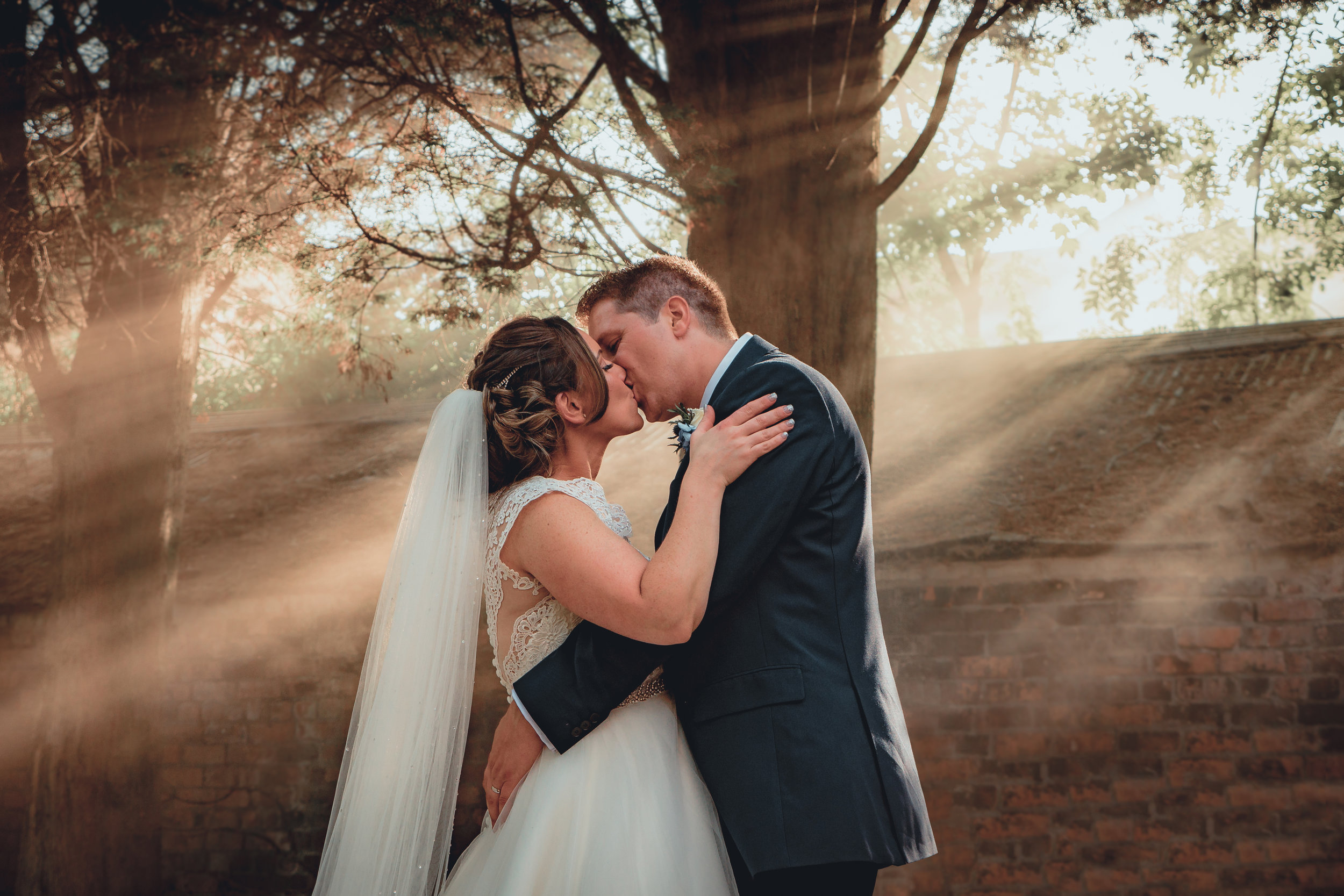 £1250 package - Full day coverage from morning to first dance, or until 9pm, which ever comes first.Secure your date for just £100 and pay in instalments.