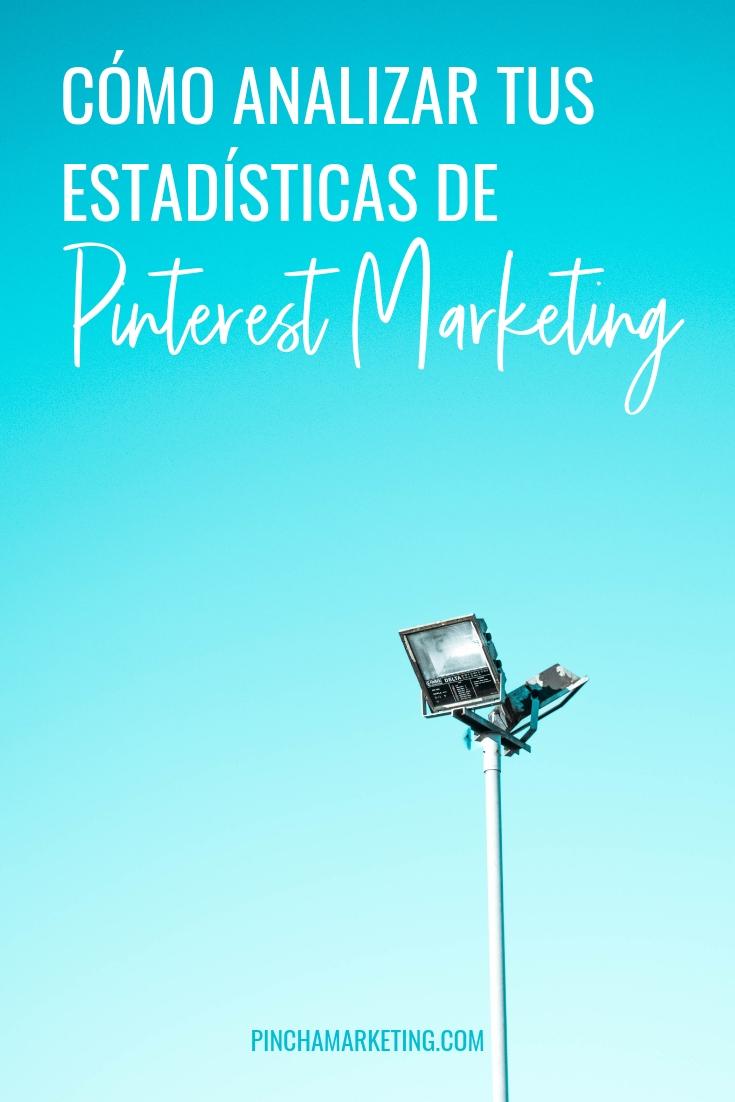 Pinterest Analytics: Cómo medir tus Estadísticas en Pinterest y en Google Analytics #pinchapodcast #pinterestanalytics #estadisticas #pinterestespañol