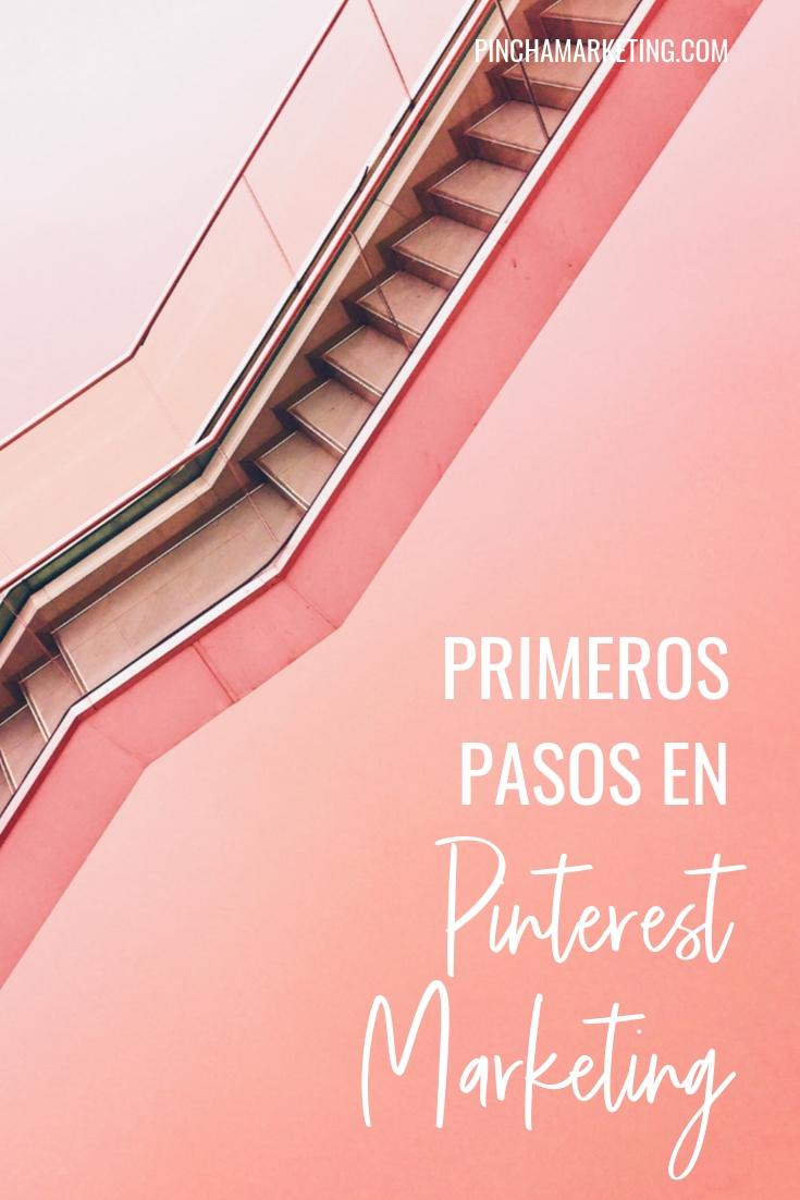 Como usar Pinterest para tu Empresa: Primeros Pasos #pinterestmarketing #pinchapodcast #pinchamarketing