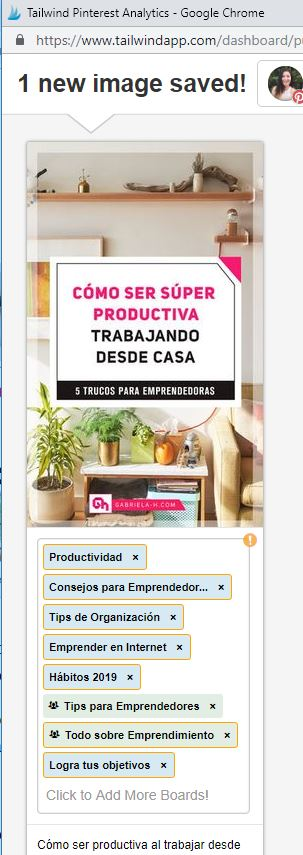 Cómo subir un nuevo blog post a Pinterest: Paso a Paso #pinchapodcast #marketingdigital #Pinterestmarketing