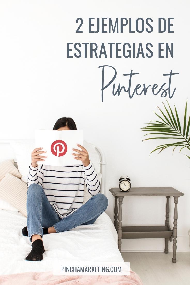 2 Ejemplos Reales de Estrategias de Pinterest Marketing #pinchapodcast #pinterestespañol #marketingdigital #seo