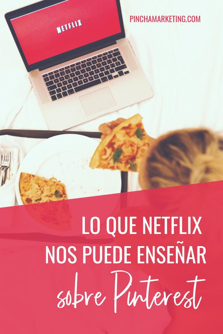 Lo que Netflix nos puede enseñar sobre Pinterest #pinchapodcast #netflix #pinterestmarketing