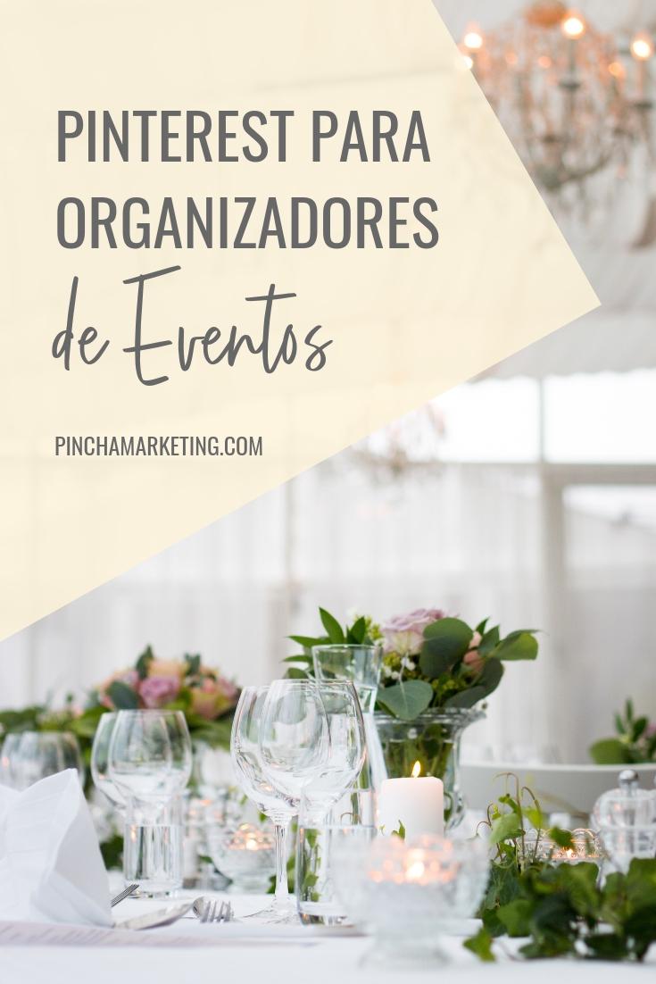 Pinterest para Eventos