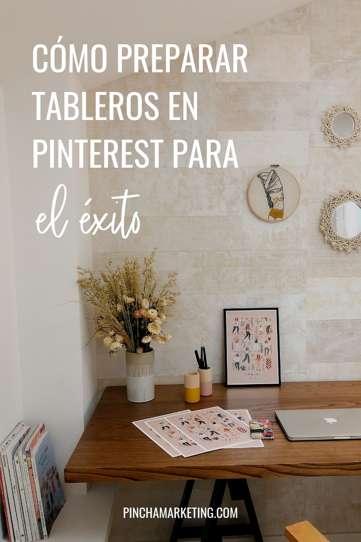 Cómo crear tableros en Pinterest #pinchapodcast #tableros #pinterest