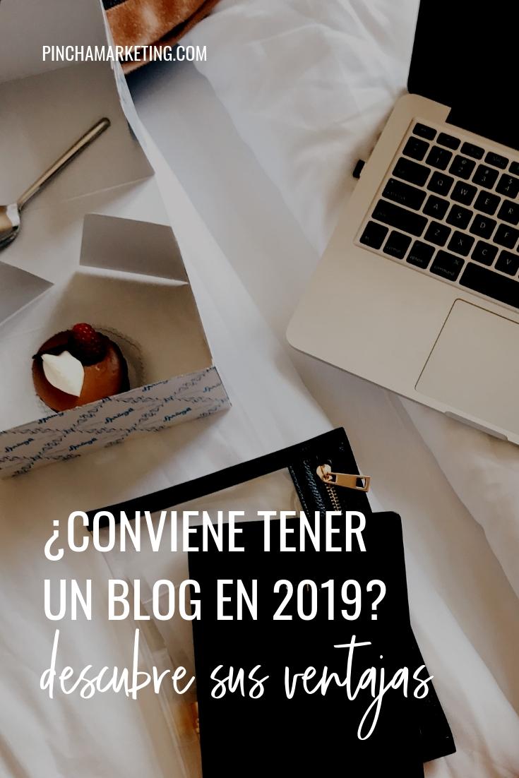 Ventajas de tener un blog en 2019, más allá de ayudarte en Pinterest #pinchapodcast #blogging #comenzarunblog