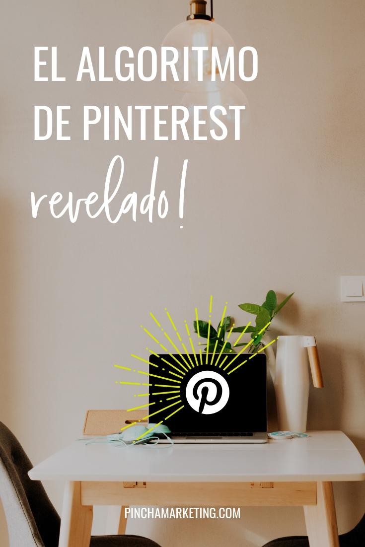Cómo funciona el algoritmo de Pinterest #pinchapodcast #pinterestmarketing #algoritmo