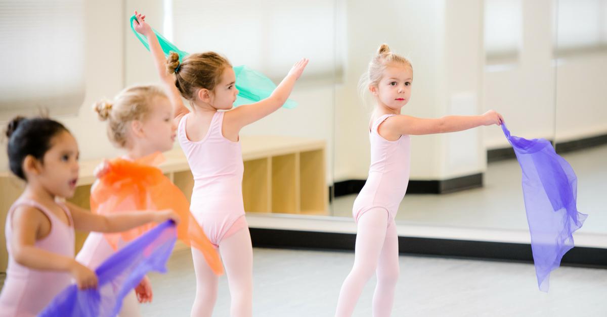 Childrens Preschool ballet class Cleveland Ohio.png