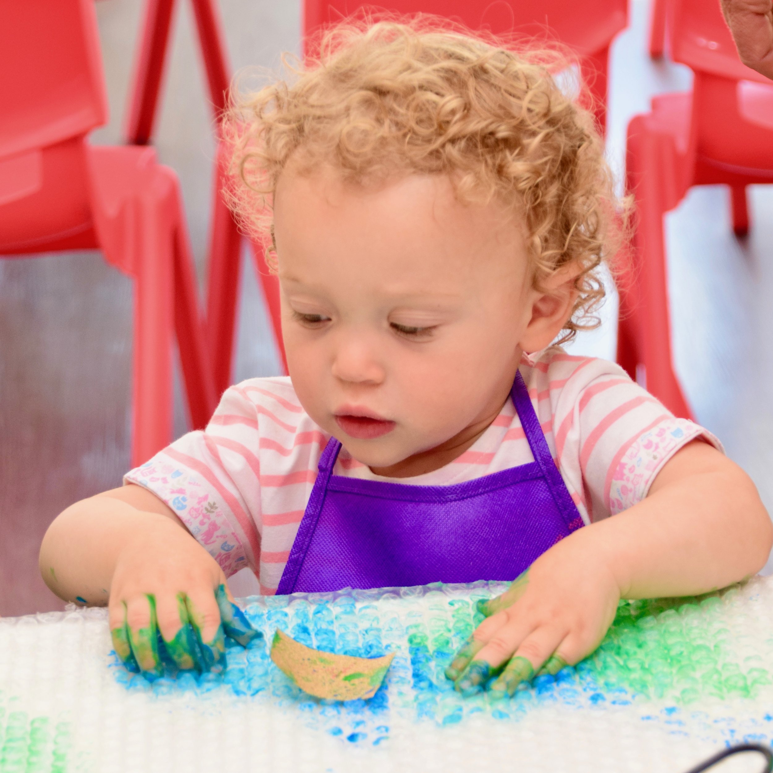 Kids Art Classes Cleveland, Toddler Art Classes