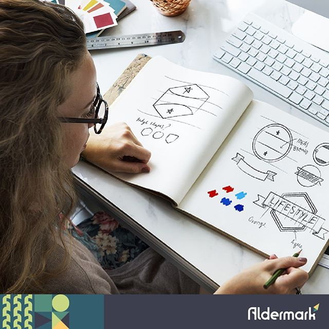 At Aldermark we delight in crafting typography, wordmarks, emblems, icons and lettermarks that break the creative mould whilst complying with long-established best practices in graphic design.⠀ ⠀ #startupbusiness #businessowners #entrepreneurial #entrepreneursofinstagram #businesspassion #businesslife #mycreativebiz #creativepreneur #branding #brandidentity #branddesign #brandingagency #networking #startup #B2B #BizTips #SmallBiz #advice #marketing #graphicdesign