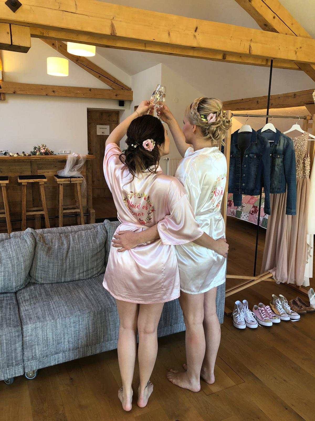 Hochzeitspaket für Braut und Familie -