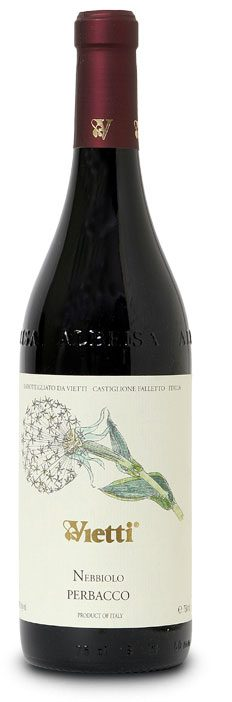 Vietti has some of the best labels. You should see what they did on the Arneis!  Photo credit: Vietti